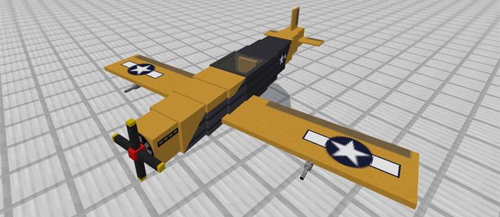 crashed plane minecraft download