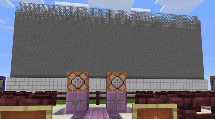 10 Command Block Creations Redstone 105 Only  Minecraft PE