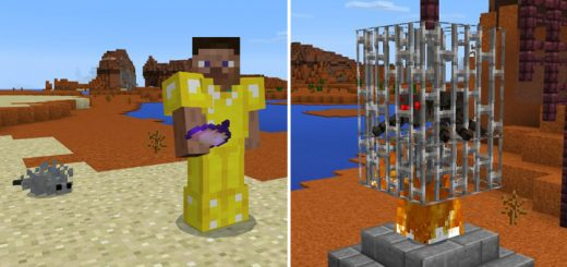 Enchanting & Experience Mod | Minecraft PE Mods & Addons