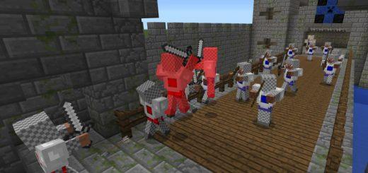 Castle Wars [Minigame] (Addon!)