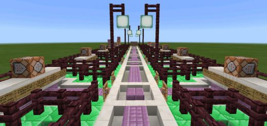 Command Block Tutorial (Quick) [Redstone] (1.0.5 Only!)