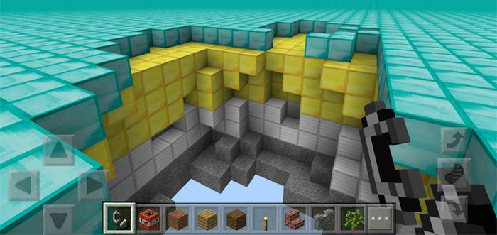 Custom Flat Worlds Mod (Android) | Minecraft PE Mods & Addons