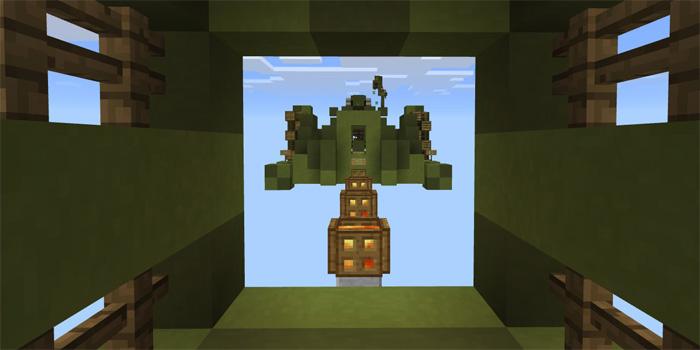 Ghost Jump Parkour Minecraft Pe Maps