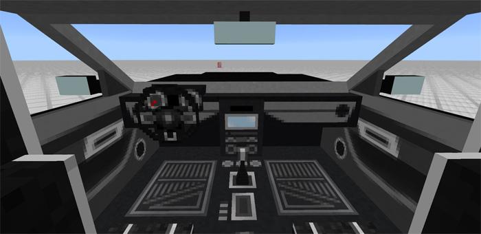 Police Car Add-on   Minecraft PE Mods & Addons