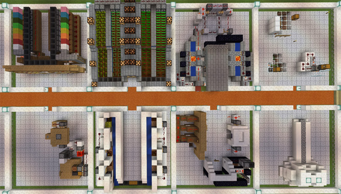 A Beginners Guide To Redstone Redstone Minecraft Pe Maps