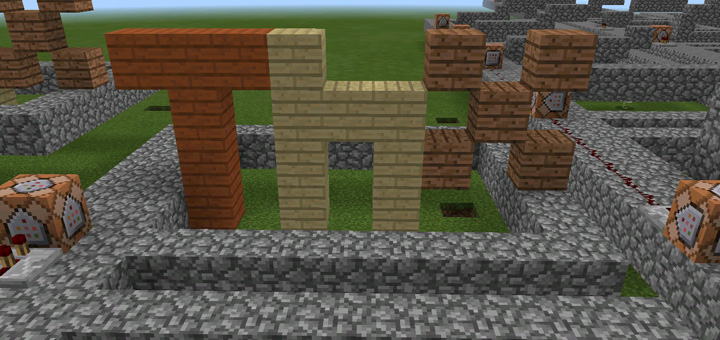 how to get command block structures in minecraft pe