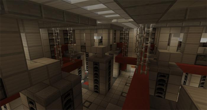 The Subterranean Facility [Adventure] | Minecraft PE Maps