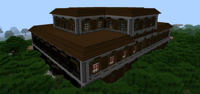 Minecraft maison simple minecraft keralis houses - Maison de jardin hello kitty asnieres sur seine ...