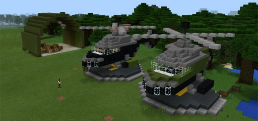 The Missing Gem (Flyable Helicopters) [Adventure] (Only 1.1.0.4+!)
