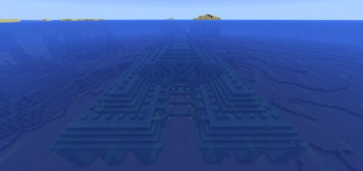-1588309647: Ocean Monument At Spawn