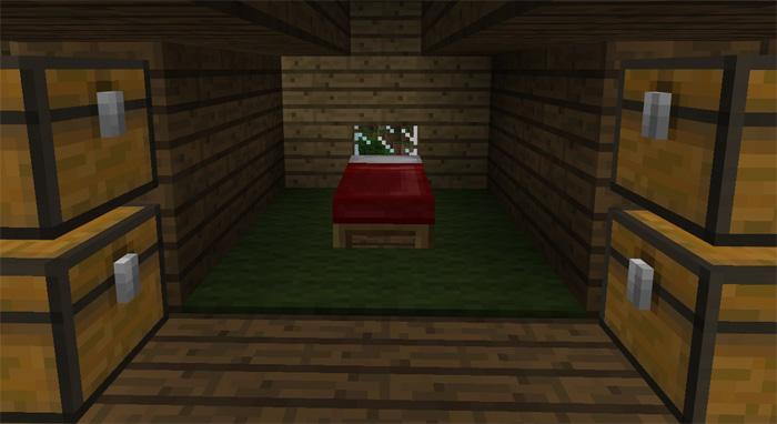 Simple Starter House Creation Minecraft Pe Maps