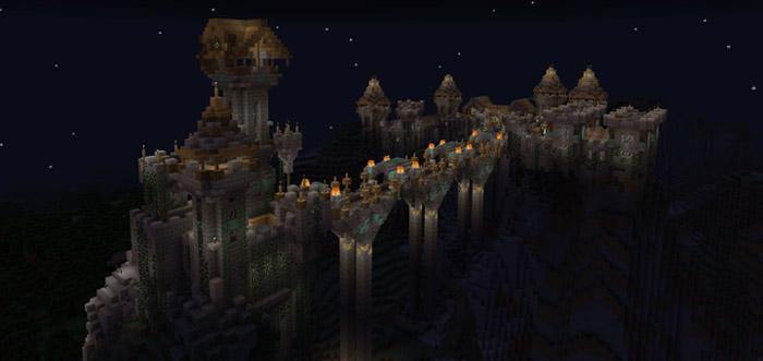 Castle Adventure [Creation] | Minecraft PE Maps