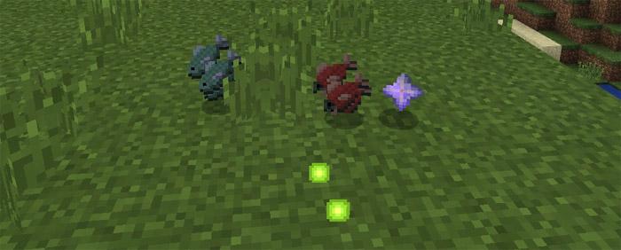 Мод Godzilla (Годзилла) для Minecraft PE