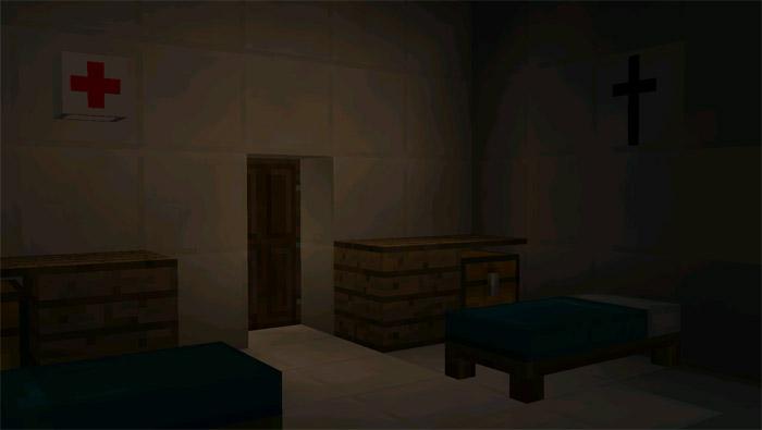 minecraft windows 10 horror maps