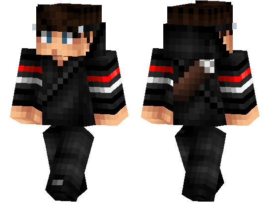 Black Haired Boy Minecraft Skin Images Black Hair SurionOrg - Skins para minecraft pe nike