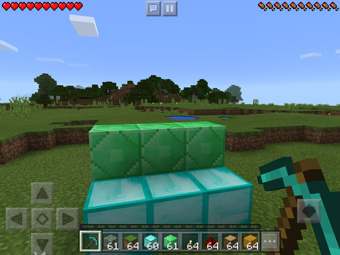 Infinite Items (in Survival Mode) Addon | Minecraft PE Mods