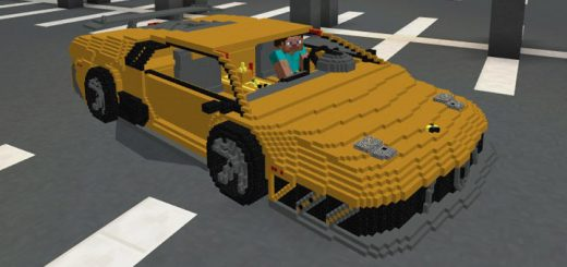 Lamborghini Addon