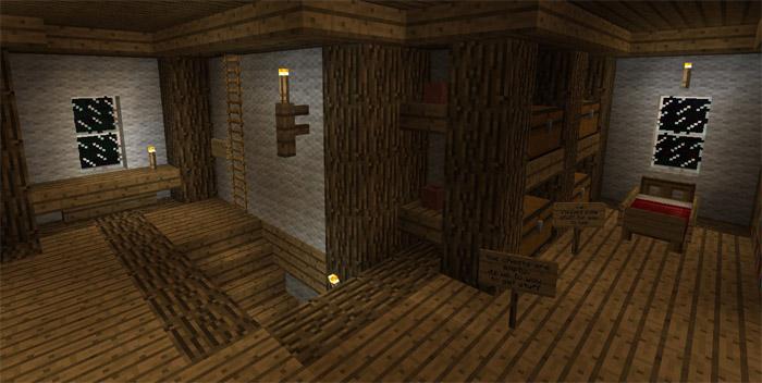 A Good Survival House Creation Minecraft Pe Maps