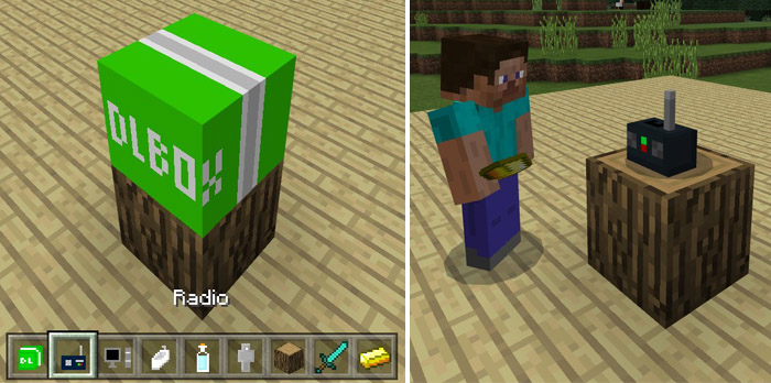 Minecraft Pe Furniture mine-furniture addon | minecraft pe mods & addons