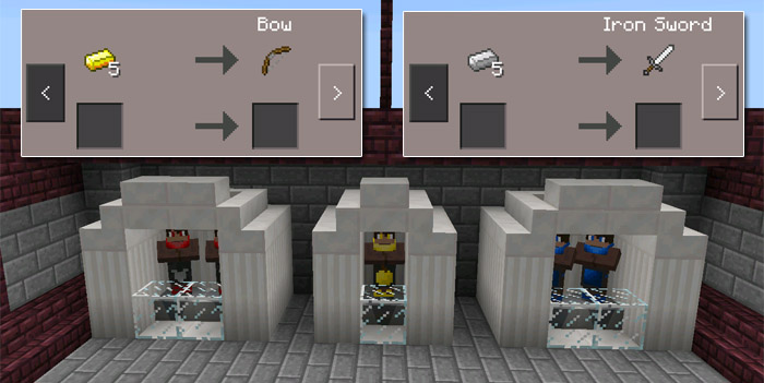 Mini Egg Wars [PvP] (1 1 0 9+ Only)   Minecraft PE Maps