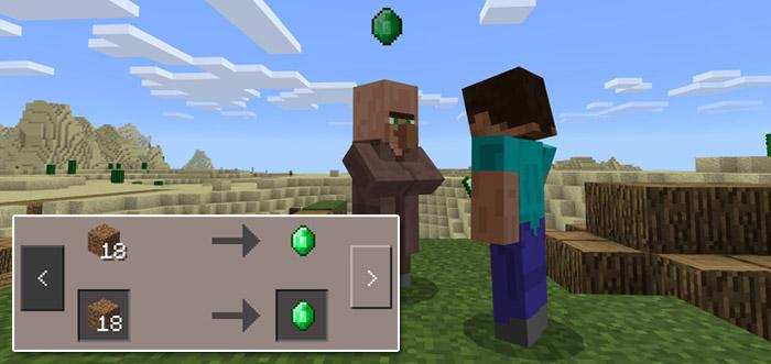Reasonable Villager Add On Minecraft Pe Mods Addons