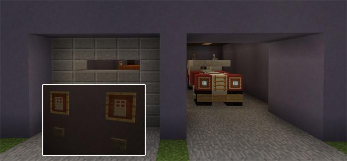 Redstone Neighborhood Redstone Minecraft Pe Maps