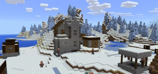 187626364: Ice Spikes Village Close to Spawn
