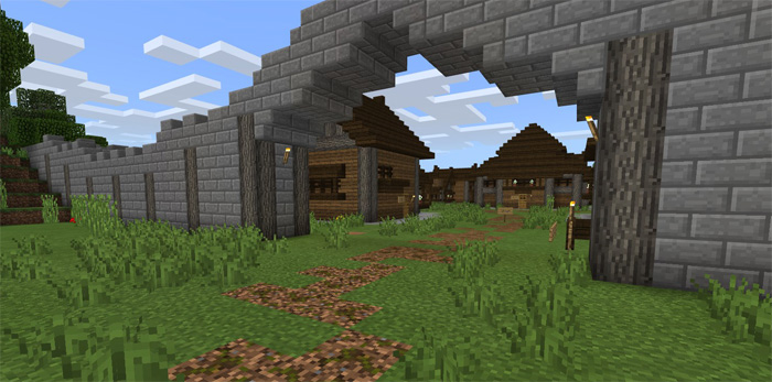 how to change texture packs in minecraft pe