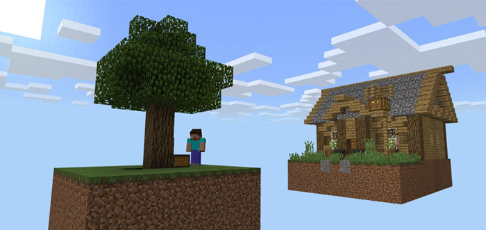 minecraft survival island download 1.8