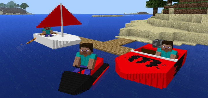 Marine Addon | Minecraft PE Mods & Addons