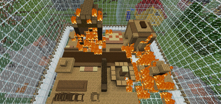 Natural Disasters Map Minecraft