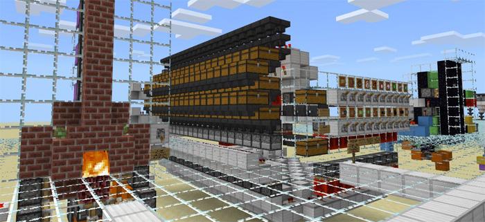 My 20 Favorite Redstone Creations [Redstone] | Minecraft PE Maps