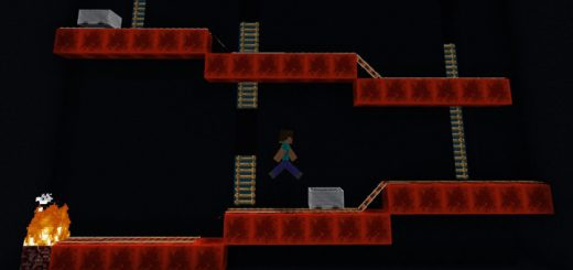 Donkey Kong Arcade Game [Minigame]