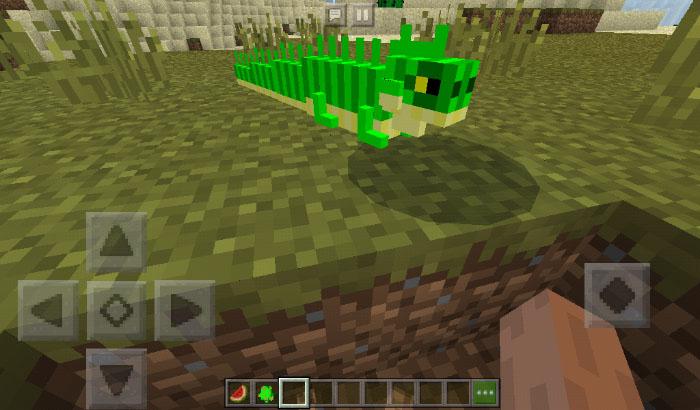 Iguanas Addon (3K HD Update) | Minecraft PE Mods & Addons