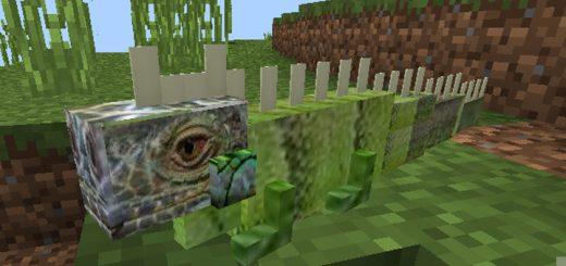 Iguanas Addon (3K HD Update)