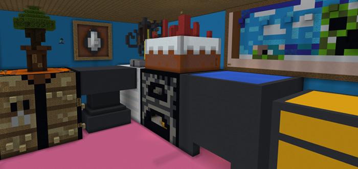 Parkour Paradise Giant House Minecraft Pe Maps