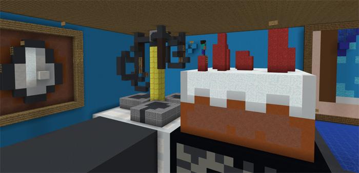 Parkour Paradise: Giant House [Parkour] | Minecraft PE Maps