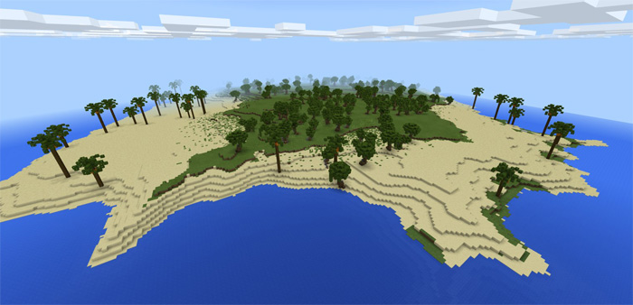 The lands of notch custom terrain minecraft pe maps world map gumiabroncs Gallery