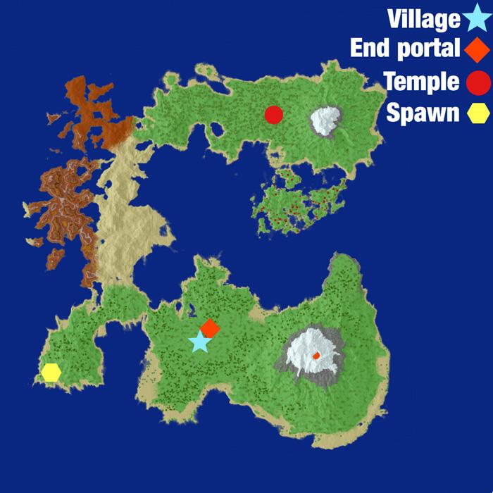 Minecraft Map Mcworld - Kelas Baca b