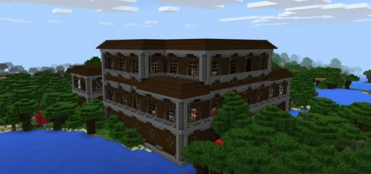 518068014 Woodland Mansion Next To Spawn