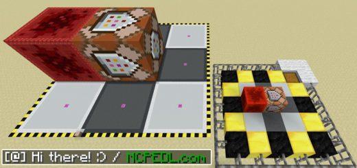 Working Command Block [Redstone]