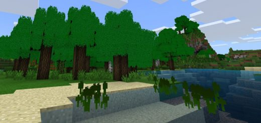 Natural Mystic Shaders   Minecraft PE Texture Packs