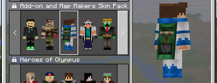 Addon And Map Makers Skin Pack Beta Only Minecraft Skin Packs - Skin namen fur minecraft cracked