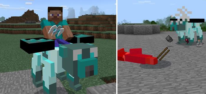 Angels Vs Devils Addon Minecraft PE Mods Addons - Skins para minecraft pe hitler