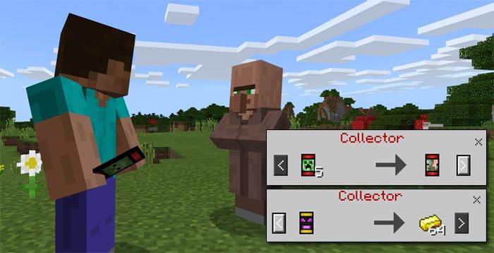 Trading Cards Addon Minecraft PE Mods Addons - Skin para minecraft de yugioh