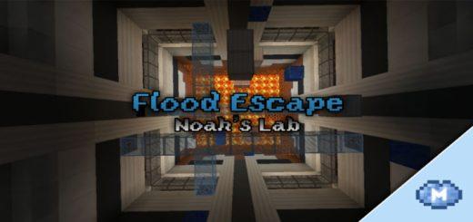 Flood Escape: Noah's Lab [Minigame] [Parkour]