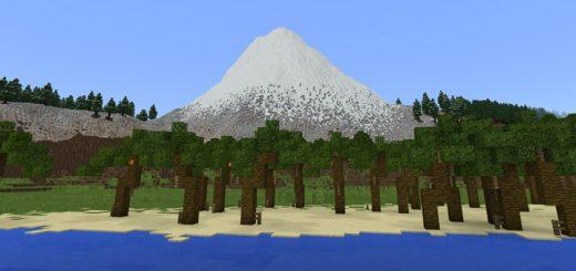 Island Biomes [Custom Terrain]