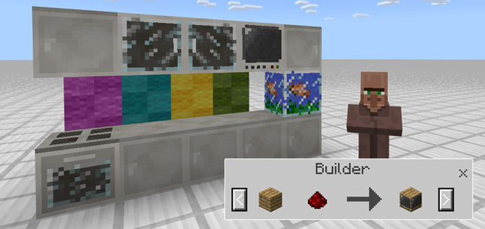 Modern Decorations Addon | Minecraft PE Mods & Addons