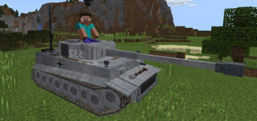Tank (Tiger I) Addon