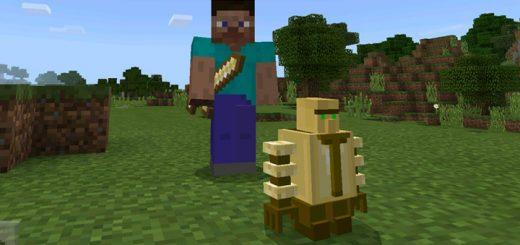 Amazing Mobs Addon Minecraft PE Mods Addons - Wie ladt man sich skins fur minecraft pe runter